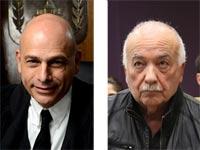אליעזר פישמן והשופט איתן אורנשטיין/ צילומים: אלון רון ואיל יצהר