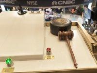 הפעמון הפותח את המסחר בבורסה לניירות ערך בניו-יורק / צילום: שאטרסטוק