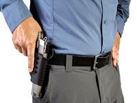החזקת נשק ללא רישיון. עבירה פלילית חמורה/ צילום:Shutterstock/ א.ס.א.פ קרייטיב