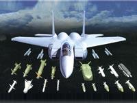 דגם משופר של F-15 / צילום: בוינג