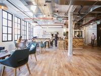 משרדים של wework / צילום: שירן כרמל