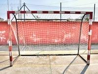 מגרש כדורגל שכונתי / צילום:  Shutterstock/ א.ס.א.פ קרייטיב