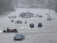 הוריקן הארווי/ צילום :רויטרס