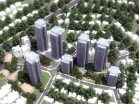הדמיית פרוייקט פינוי בינוי בשכונת מורשה/ צילום: יחצ