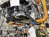 מפעל לייצור רכבי פולקסוואגן במקסיקו / צילום: רויטרס