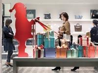 חנות תיקי יוקרה ביפן / צילום: בלומברג