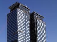 """מגדלי אלון. 100 אלף מ""""ר משרדים בסה""""כ / צילום: אמיר מאירי"""