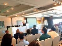 """אסיפת מחזיקי האג""""ח של אפריקה ישראל היום במלון קראון פלאזה ת""""א / צילום: תמר מצפי"""