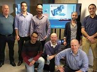 """המשתתפים בתוכנית LEAP Haifa / צילום: יח""""צ"""
