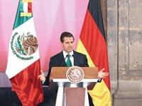 נשיא מקסיקו אנריקה פניה נייטו / צילום: רויטרס