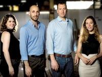 """הצוות של YL Ventures, מימין: שרון זימן, יואב לייטרסדורף, עופר שרייבר ואיירן רזניקוב / צילום: יח""""צ"""