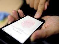 מערכת Touch  ID / צילום: רויטרס