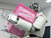 רובוט באוניברסיטת טוקיו / צילום: רויטרס Yuriko Nakao