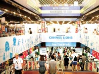פסטיבל הפרסום בקאן / צילום מעמוד הפייסבוק של הפסטיבל