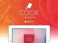 האפליקציה cook / צילומי מסך