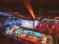 אליפות העולם 2016 ב–League of Legends / צילום: בלומברג