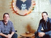"""מימין: יותם אלרואי ודן זכאי,MindSpace / צילום: יח""""צ"""