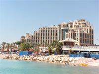 מלון מלכת שבא / צילום: תמר מצפי