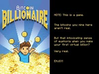 Bitcoin Billionaire / צילום מסך