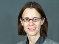 """ויויאן פוסטר, נציגת הבנק העולמי. """"יש התקדמות גדולה"""" / צילום: יח""""צ"""