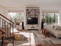 בבית עם שירלי - מערכת מיזוג חדשנית שמהווה חלק בלתי נפרד מהבית החכם / צילום: גלעד רוט