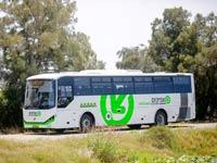 """אוטובוס של חברת אפיקים / צילום: יח""""צ"""
