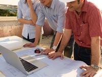 קבלן מבצע השותף בפרויקט חולק סיכונים עם היזם / צילום:Shutterstock/ א.ס.א.פ קרייטיב