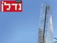 מגדל עזריאלי שרונה / הדמיה: משה צור