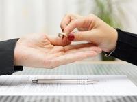 הסכם גירושין ללא ילדים/ צילום: Shutterstock/ א.ס.א.פ קרייטיב