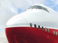 בואינג 747 / צילום: רויטרס