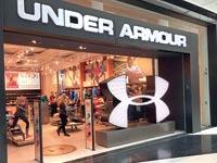 """חנות אנדר ארמור בקניון גינדי. בהמשך גם באונליין / צילום: יח""""צ"""