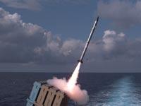 """ניסוי """"הזדמנות פז""""- יכולת חדשה לצה""""ל - כיפת ברזל ימית, אמברגו / צילום: דובר צה""""ל"""