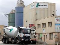 אחד ממפעלי לפארז' בצרפת. לחברה אין החזקות בסימנט / צילום: Jacky Naegelen, רויטרס