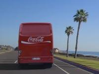 קמפיין קוקה קולה / צילום מסך