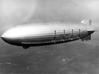 """ספינת האוויר USS Macon. השראה לפרויקט הנוכחי / צילום: יח""""צ"""