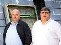 פיני ואמיר יעקובי / צילום: אריק סולטן