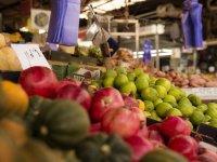 דוכן פירות וירקות / צילום: שאטרסטוק, א.ס.א.פ קריאייטיב