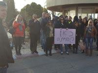 שביתה רותם תעשיות/ קרדיט צילום: ההסתדרות הכללית
