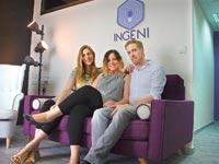 """מייסדי Ingeni / צילום: יח""""צ"""