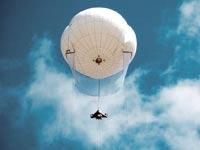 בלון תצפית של אירונאוטיקס / צילום: מצגת החברה