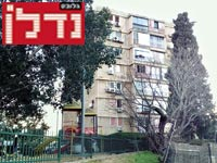 """בניין ברחוב קיציס, תל אביב / צילום: יח""""צ"""
