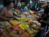 שוק מזון בבנקוק / צילום: רויטרס ,Athit Perawongmetha