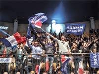 כנס תמיכה במארין לה פן  / צילום: בלומברג