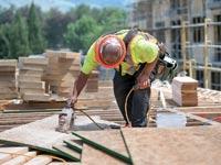 אתר בנייה בסן חוזה / צילום: בלומברג