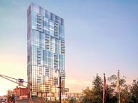 הפרויקט המתוכנן של HAP בג'רזי סיטי  / הדמיה: אתר החברה