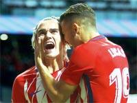 שחקני הקבוצה הרננדז וגריזמן  / צילום:  Atletico Madrid Football Club