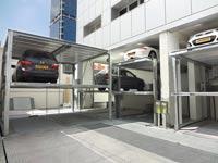 פרויקט בישראל עם מתקנים סמויים-הוספה שך מקומות חניה לבנייה קיימת / צילום: Interpaz Technologies LTD