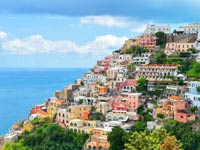 הריביירה של דרום איטליה/צילום: Shutterstock/ א.ס.א.פ קרייטיב