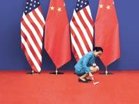 """סין וארה""""ב / צילום: רויטרס"""