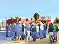העובדים בנגב קרמיקה  / צילום: רפי קוץ